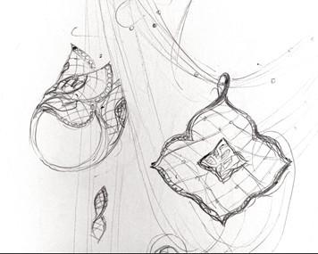 简笔画 手绘 素描 线稿 356_285图片