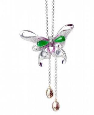 欣赏绝美的动物翡翠珠宝饰品