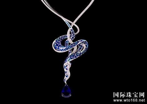 独立设计师品牌出现的国际知名设计师,第二次获邀参加巴塞尔国际珠宝