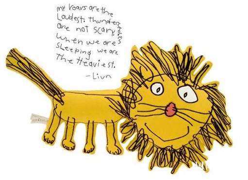 当孩子的涂鸦变成了首饰 可谓萌到极限不愁卖