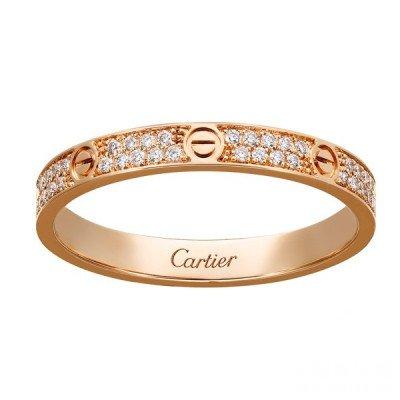 緊鎖戀人間的熾熱愛情!2017卡地亞 (Cartier) Love系列全新力作浪漫發售