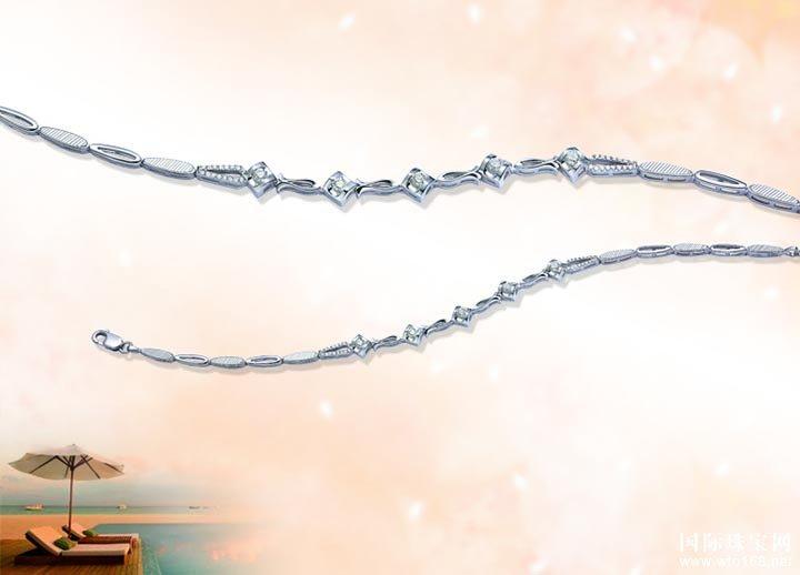 瑞达福珠宝链爱系列2