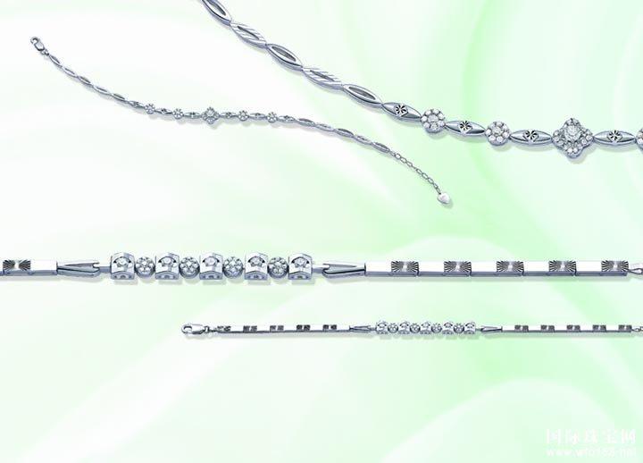 瑞达福珠宝链爱系列3