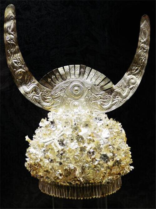 苗族银饰珠宝展