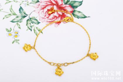 金嘉福珠宝《幸福花语》为你的早春添魅力