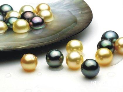 金嘉福【风华绝代】海水珍珠套装系列