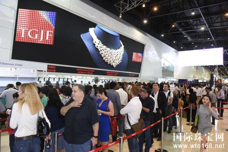 2017 泰国珠宝首饰展览会:通向世界的财富之路