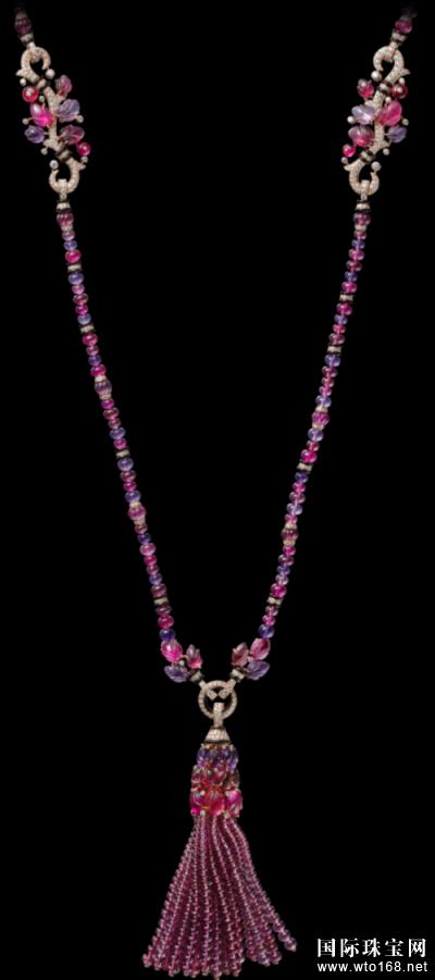 卡地亚珍贵雕刻宝石珠宝作品(2)