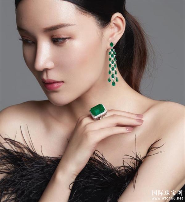 林夏成为法国时尚珠宝La Mélodie品牌代言人