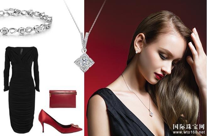 周大生情景风格珠宝给你增添女人味