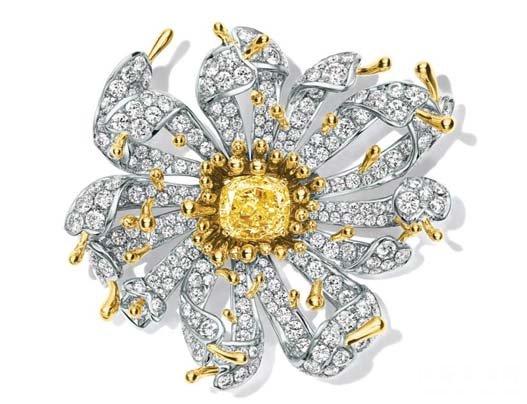 蒂芙尼全新让·史隆伯杰传奇系列高级珠宝 再现巨匠经典