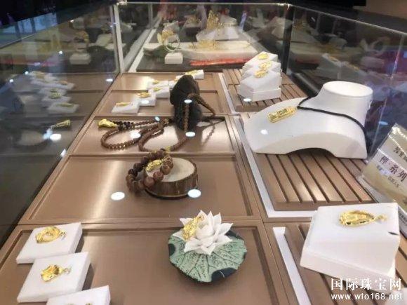 2017北京国际珠宝展:招金银楼打造黄金盛宴