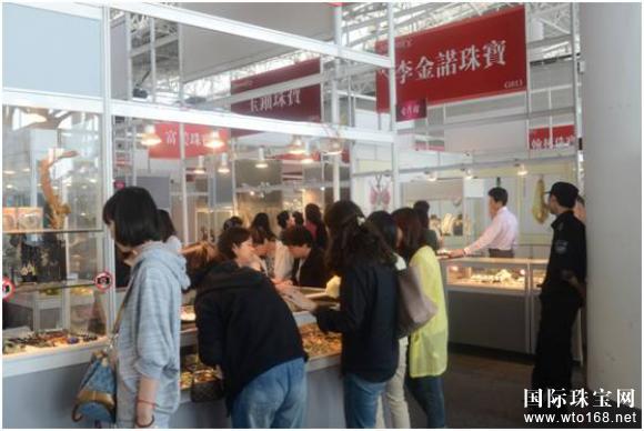 台湾展团创意设计,惊艳2017芒果国际珠宝展!