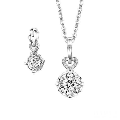 六福珠宝全新「爱很美」系列新品