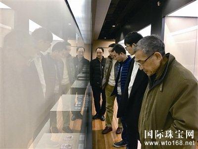 """象山民间收藏金银币展""""在浙江宁波象山县博物馆开幕,"""