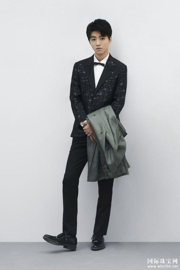 王俊凯获选《人物》2017年度面孔 封面及大片曝光