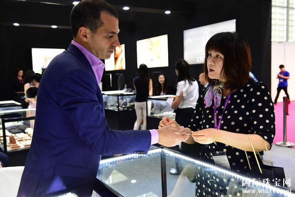 2018深圳珠宝展:为行业转型升级重磅加码