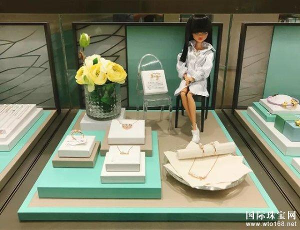 西安周生生全新概念店 | 2018,在这里Show出#我的时尚态度#