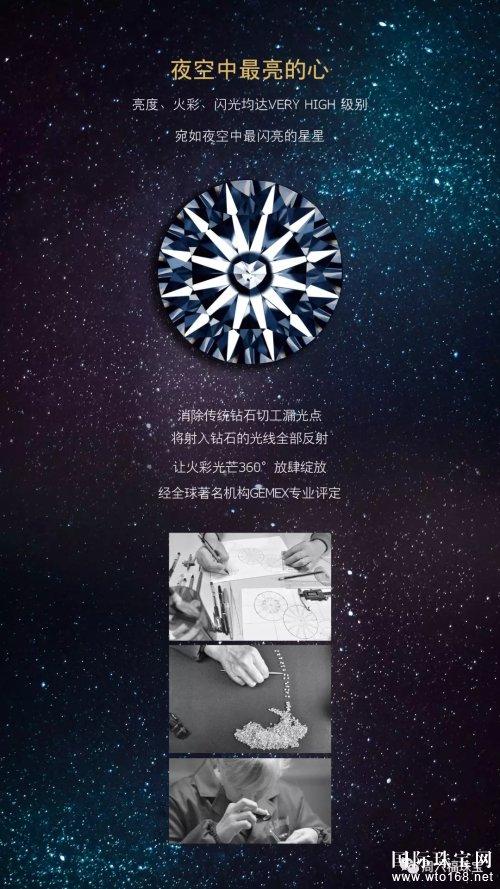 """蔡少芬倾情助力周六福""""一心一爱•切工""""全球首发"""