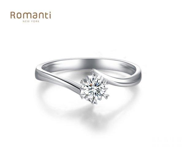 听说罗曼蒂珠宝这份【钻戒选购指南】促成了99份爱情