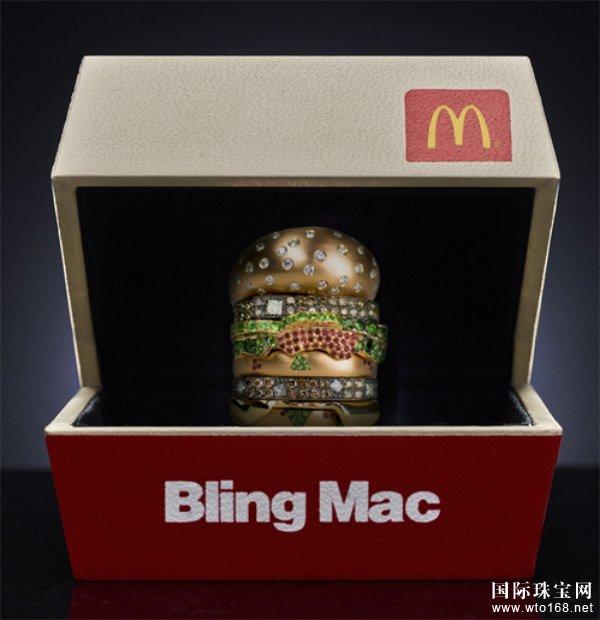 麦当劳购买套餐只需要+12500美元可换购7枚戒指