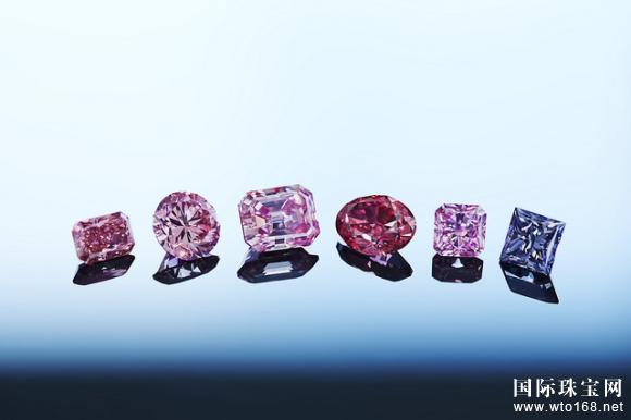 力拓展出投标会史上最大中彩紫红钻石