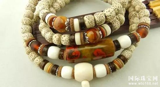 珠宝手串中的配珠选择