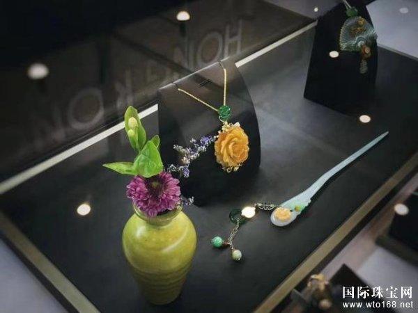 康娟——从厦门文博会走出的珠宝设计师