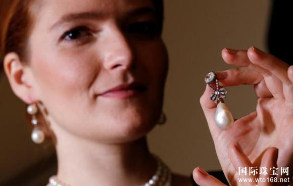 苏富比将拍卖法国皇室珠宝