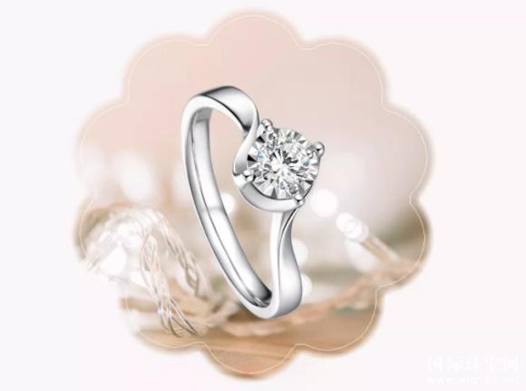 金至尊珠宝|纯粹冬日,是闪烁的温暖恋曲