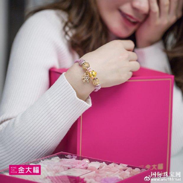 #金大福珠宝哈尼猪# 萌趣上市~