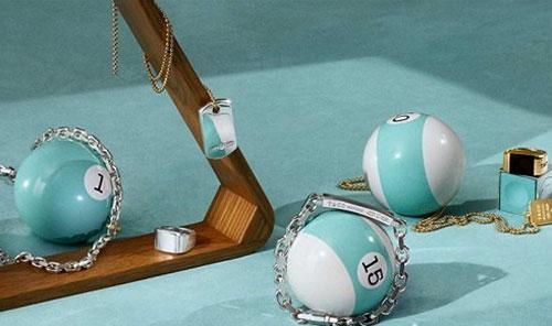 "蒂芙尼,""Tiffany 1837 Makers""男士珠宝系列"