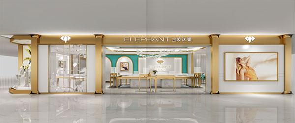 金象珠宝即将落户成都高新区奥克斯广场