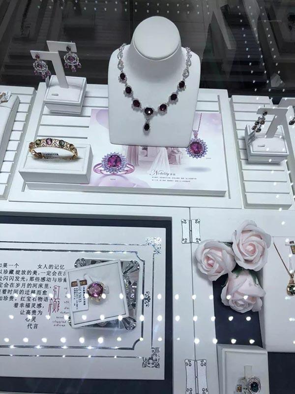 金象珠宝与四川尚品尊珠宝有限公司合作