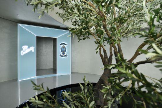 孟买蓝宝石打造全新创意沉浸式艺术空间