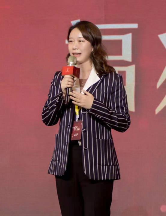 豫园珠宝时尚集团党委书记 总裁助理俞琳女士