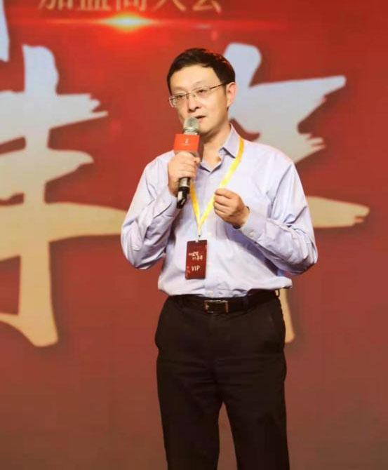 豫园股份党委书记副董事长朱立新