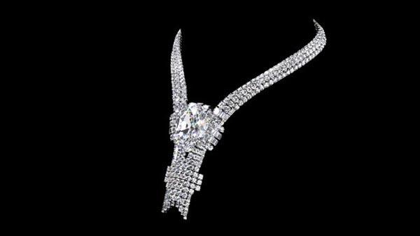 """蒂芙尼将这颗珍罕80克拉钻石命名为""""帝国钻石"""""""
