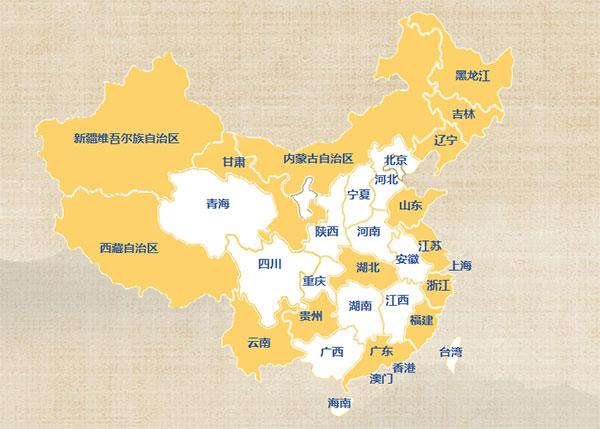 中国金楼营销网络
