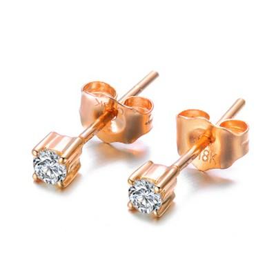 金象珠宝|精美爪镶钻