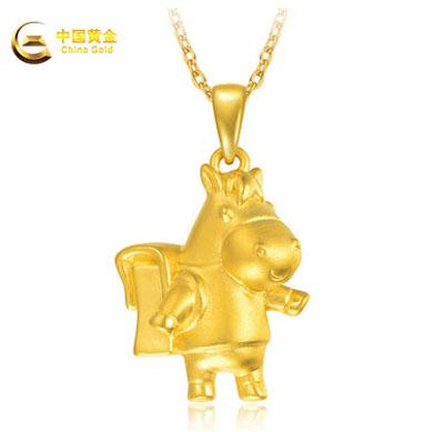 中国黄金-马上有包黄
