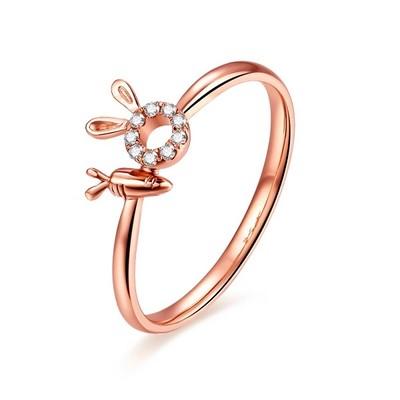 千禧之星-小兔子钻石