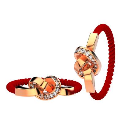 美好姻缘钻石对戒