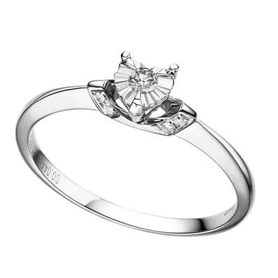 闪耀出世钻石戒指