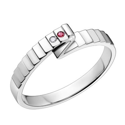 爱不释手钻石戒指
