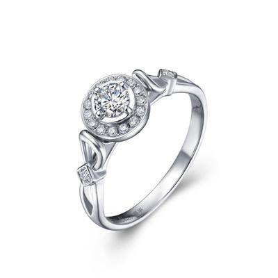寻觅真爱钻石戒指