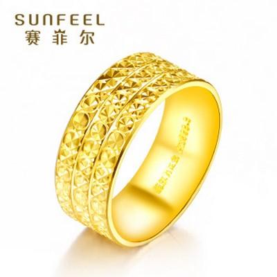 城堡黄金戒指