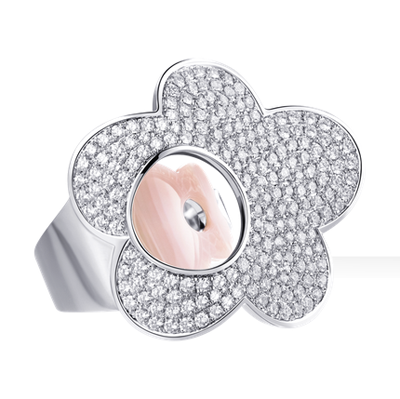 谢瑞麟-时尚钻石戒指