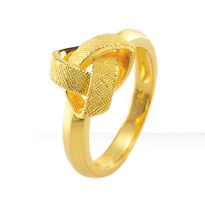 谢瑞麟|爱的缠绕黄金