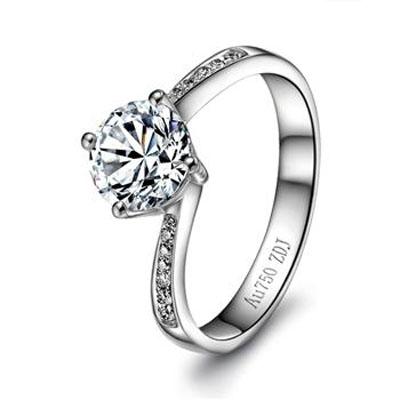 爱乐时光钻石戒指